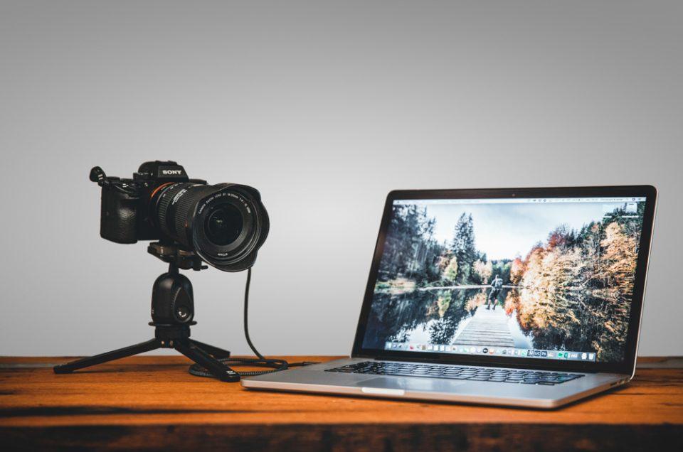 Sony A7 III als Webcam verwenden