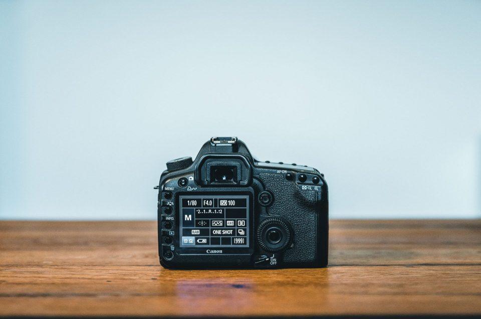 Canon EOS 5D Auslösungen auslesen